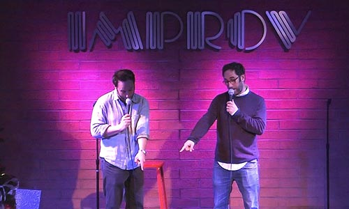 Comedy entertainment in Phoenix at the Tempe Improv Comedy Club